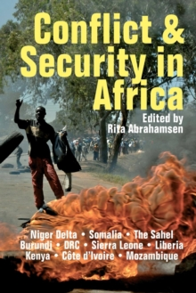 Conflict and Security in Africa, Paperback / softback Book