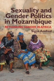 Sexuality and Gender Politics in Mozambique : Rethinking Gender in Africa, Paperback / softback Book