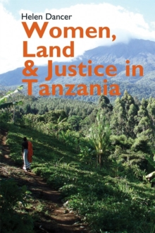 Women, Land and Justice in Tanzania, Hardback Book