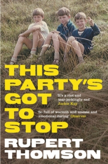 This Party's Got to Stop, Paperback Book