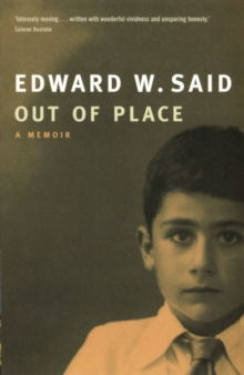 Out Of Place : A Memoir, EPUB eBook