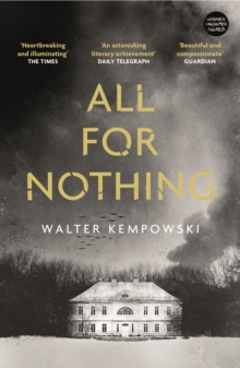All for Nothing, EPUB eBook