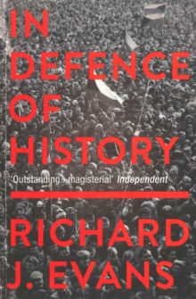 In Defence Of History, EPUB eBook
