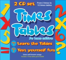 Times Tables, CD-Audio Book