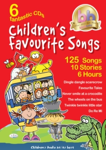 CHILDRENS FAVOURITE SONGS,  Book