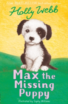 Max the Missing Puppy, Paperback Book
