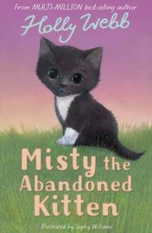 Misty the Abandoned Kitten, Paperback Book