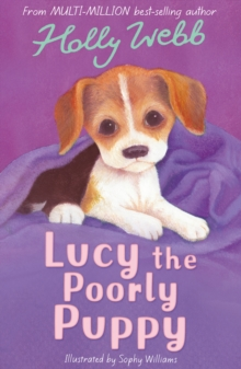 Lucy the Poorly Puppy, Paperback Book