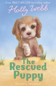 The Rescued Puppy, Paperback Book