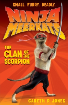 The Clan of the Scorpion, Paperback Book