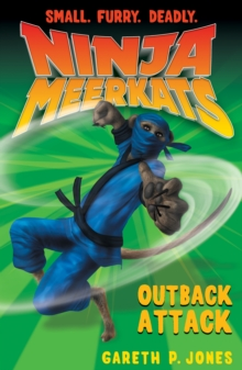 Outback Attack, Paperback Book