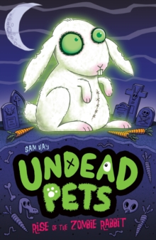 Rise of the Zombie Rabbit, Paperback Book