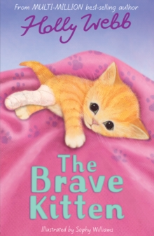 The Brave Kitten, Paperback Book