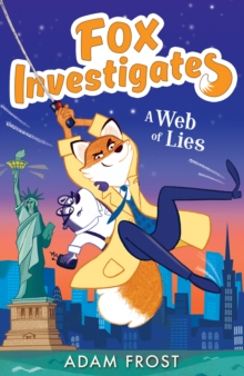 A Web of Lies, Paperback Book