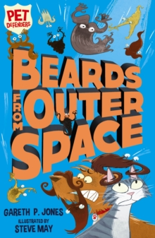 Beards from Outer Space, Paperback Book