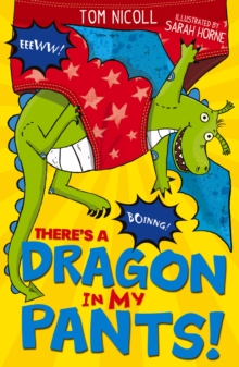 There's a Dragon in My Pants, Paperback Book
