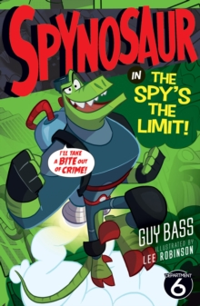 The Spy's the Limit, Paperback Book