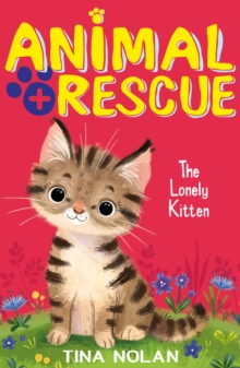 The Lonely Kitten, Paperback Book