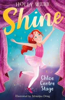 Chloe Centre Stage, Paperback Book