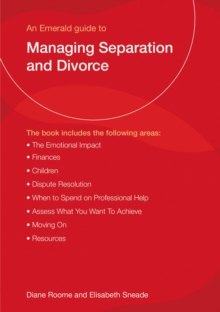 Managing Separation And Divorce, Paperback Book