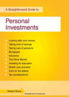Personal Investments, Paperback / softback Book