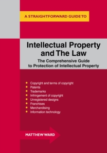 Intellectual Property and the Law, Paperback Book