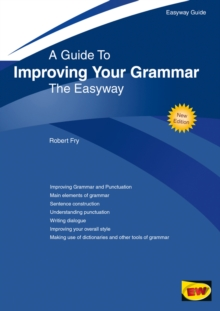 Improving Your Grammar : The Easyway, Paperback Book