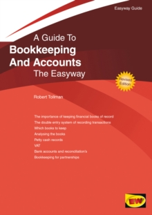 Easyway Guide To Bookkeeping And Accounts, Paperback Book