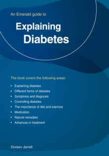 Explaining Diabetes : An Emerald Guide, Paperback / softback Book
