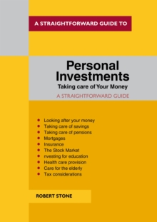 Personal Investments : Revised Edition 2019, EPUB eBook