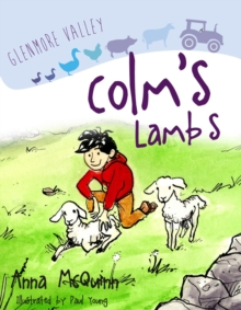 Colm's Lambs, Paperback Book