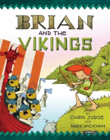 Brian and the Vikings, Paperback / softback Book