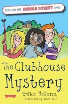 The Clubhouse Mystery, Paperback Book