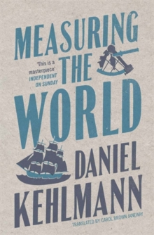 Measuring the World, Paperback Book