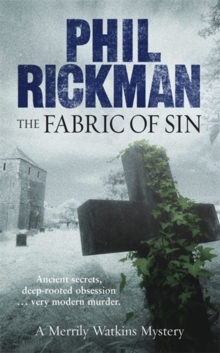 The Fabric of Sin : A Merrily Watkins Mystery, Paperback Book