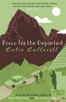 Disco for the Departed, Paperback Book
