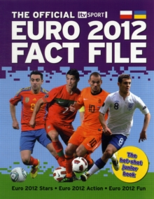 The Official ITV Sport Euro 2012 Fact File, Paperback Book