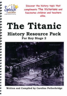 Titanic History Resource Book, Paperback Book
