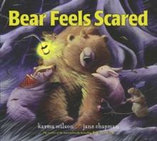 Bear Feels Scared, Paperback Book