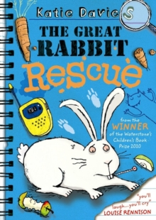 The Great Rabbit Rescue, Paperback Book
