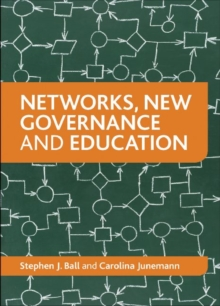 Networks, New Governance and Education, Paperback Book