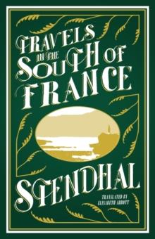 Travels in the South of France, Paperback / softback Book