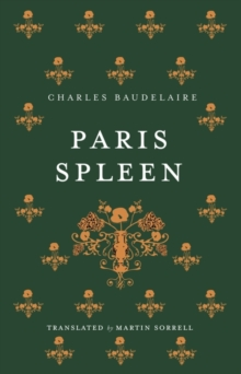 Paris Spleen and On Wine and Hashish, Paperback / softback Book