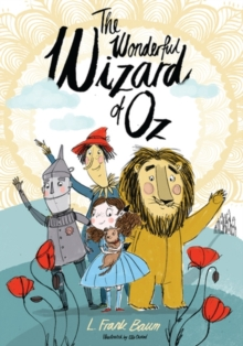 The Wonderful Wizard of Oz, Paperback Book