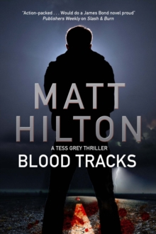 Blood Tracks : A New Action Adventure Series Set in Louisiana, Paperback Book