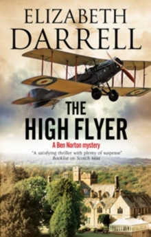 The High Flyer : An Aviation Mystery, Paperback / softback Book