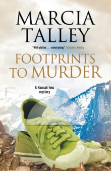 Footprints to Murder, Paperback Book