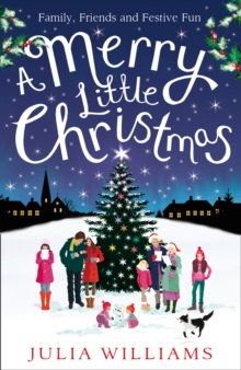 A Merry Little Christmas, Paperback / softback Book