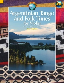 Argentinian Tango and Folk Tunes for Violin, Mixed media product Book