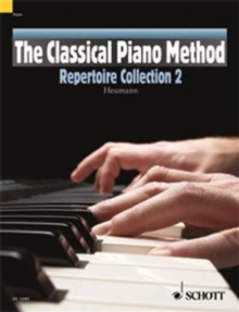 The Classical Piano Method: Repertoire Collection 2, Sheet music Book